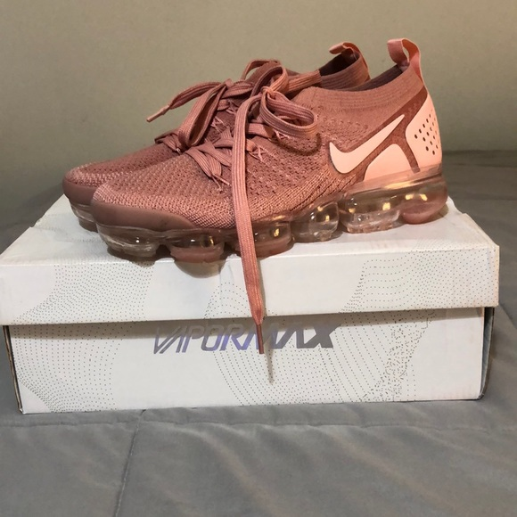 outlet store a1911 a0307 Nike Vapormax Rust Pink